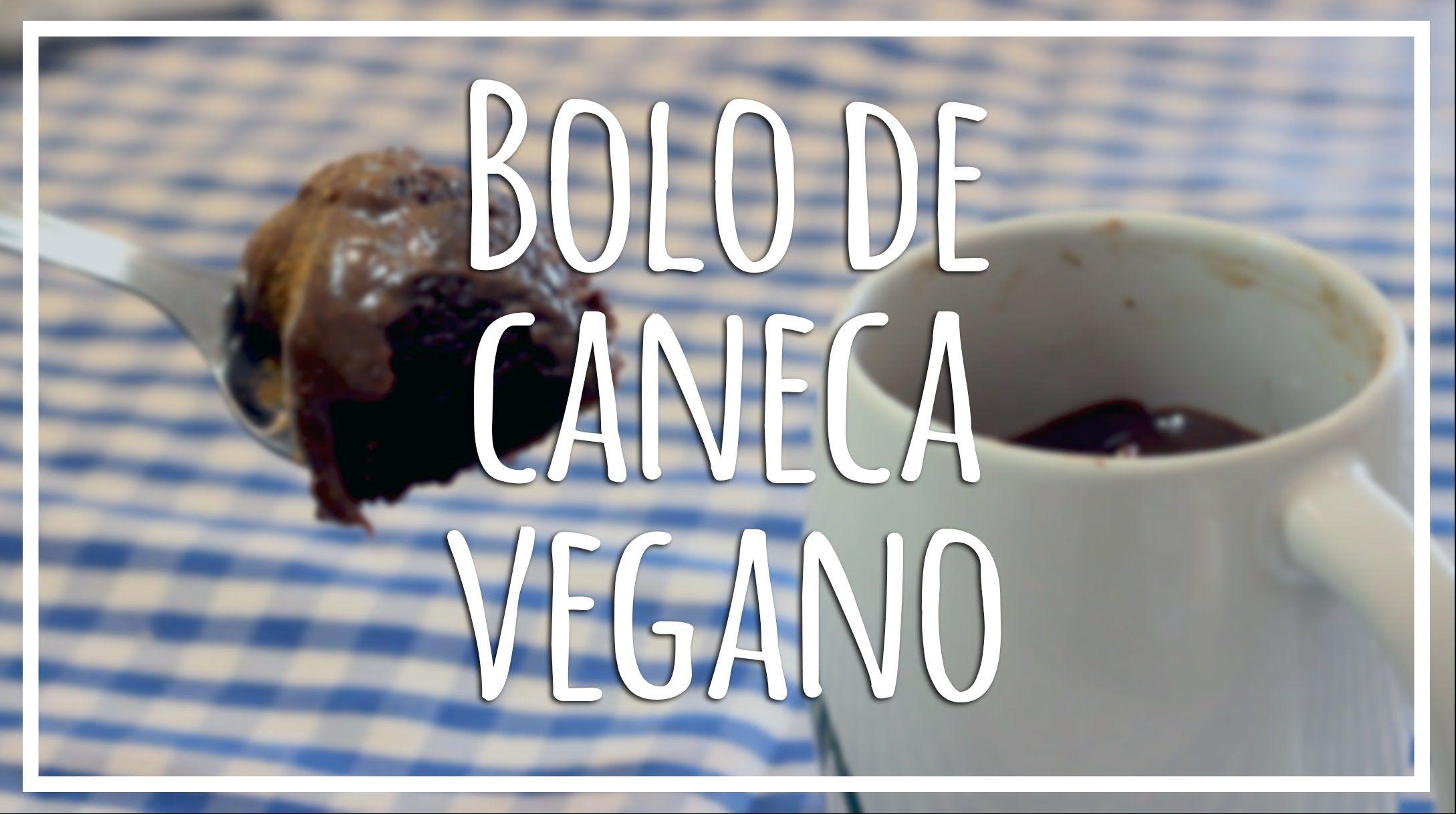 Bolo de Caneca Vegano – Pronto em 1 minuto!
