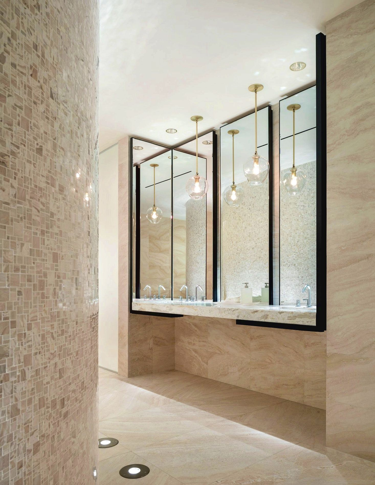 Bathroom remodel info An exciting strategy to create your room cheerful and bright you can paint clay flower pots for live or artificial plants