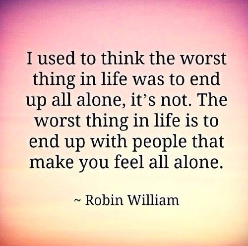 Image result for You feel alone in the relationship quotes