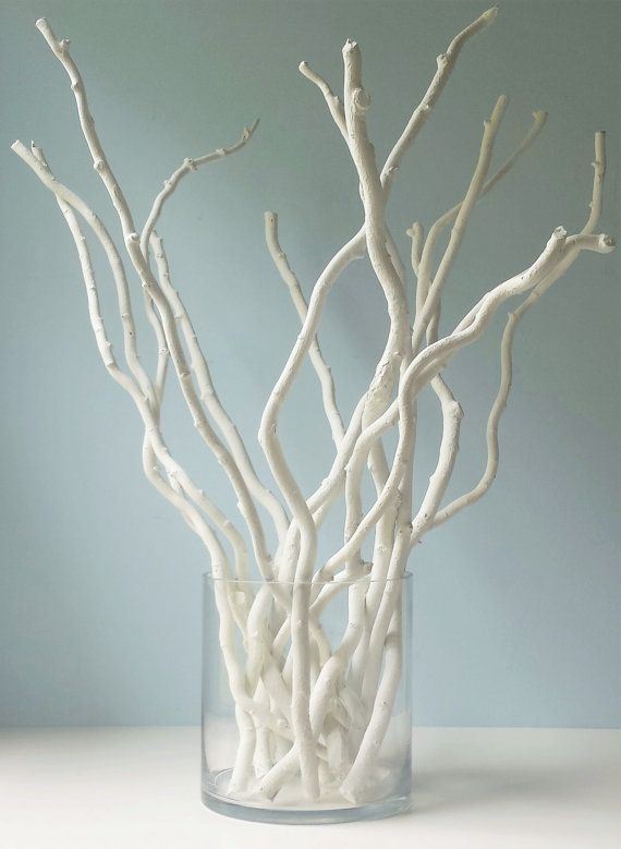 Your Place To Buy And Sell All Things Handmade Painted Sticks Decor Tree Branch Decor Painted Branches