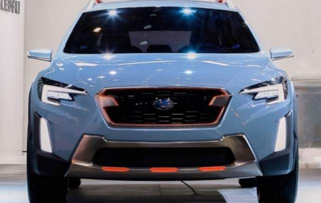 2019 Subaru Crosstrek front Best SUVs Pinterest