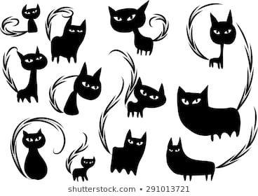 pinstavros kaloudis on gates  cat pose stock images