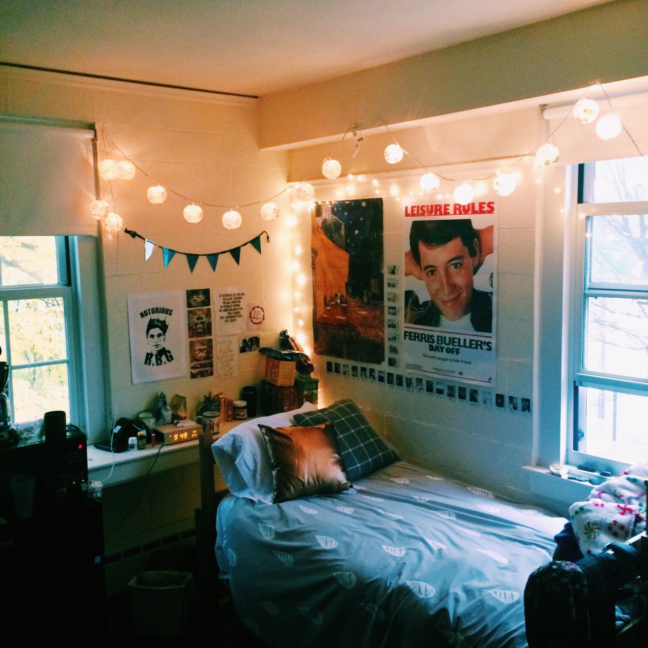 Fuck Yeah, Cool Dorm Rooms — Simmons College, Morse
