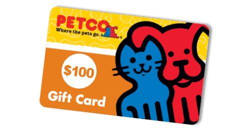 100 Petco Gift Card Subway Gift Card Gas Gift Cards Sephora