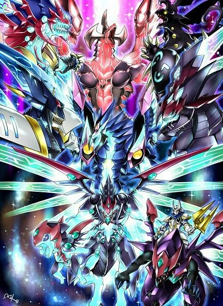 Yugioh Yugioh Dragons Galaxy Eyes Gundam Wallpapers