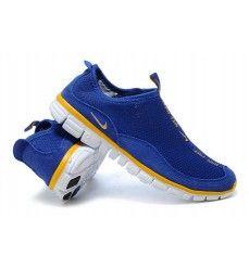 magasin en ligne 32721 48a5c Nike Free 3.0 Homme Sapphire Bleu Jaune Cross Country Paris ...