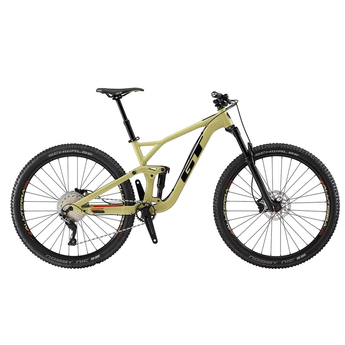 GT Bicycles Sensor Alloy Comp 2019 Mountain Bike