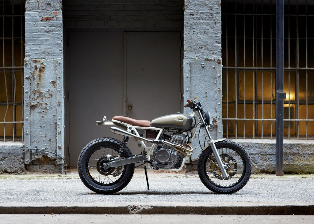 xr650 scrambler build in chicago - page 10 - advrider