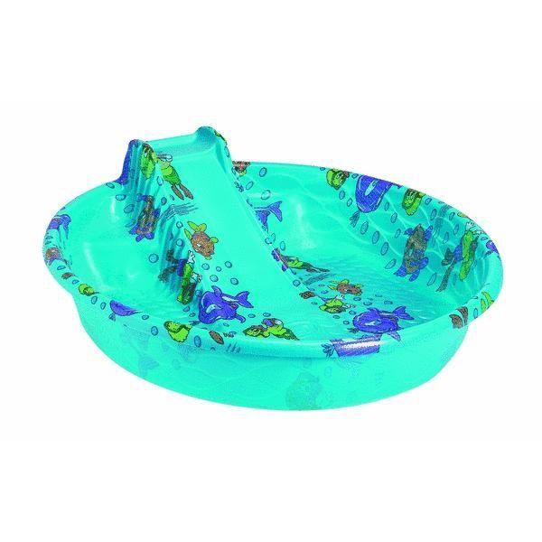 Baby Pool With Slide Baby Pool My Childhood Memories Kiddie Pool