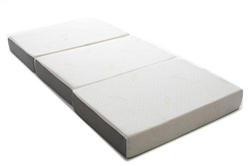 Inch Memory Foam Tri Fold Mattress