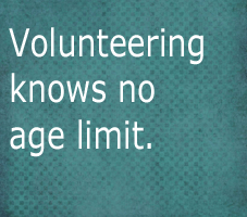 Quotes About Volunteering Captivating Volunteering Knows No Age Limit Volunteering  Pinterest . Design Decoration