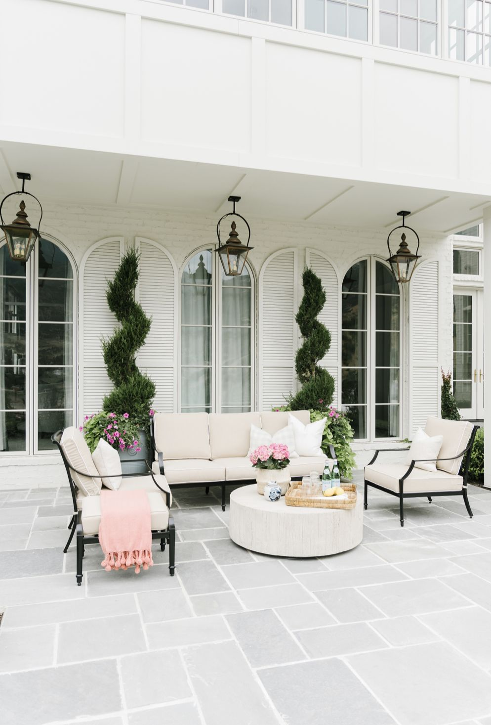 Our Backyard Patio Reveal... - Rach Parcell