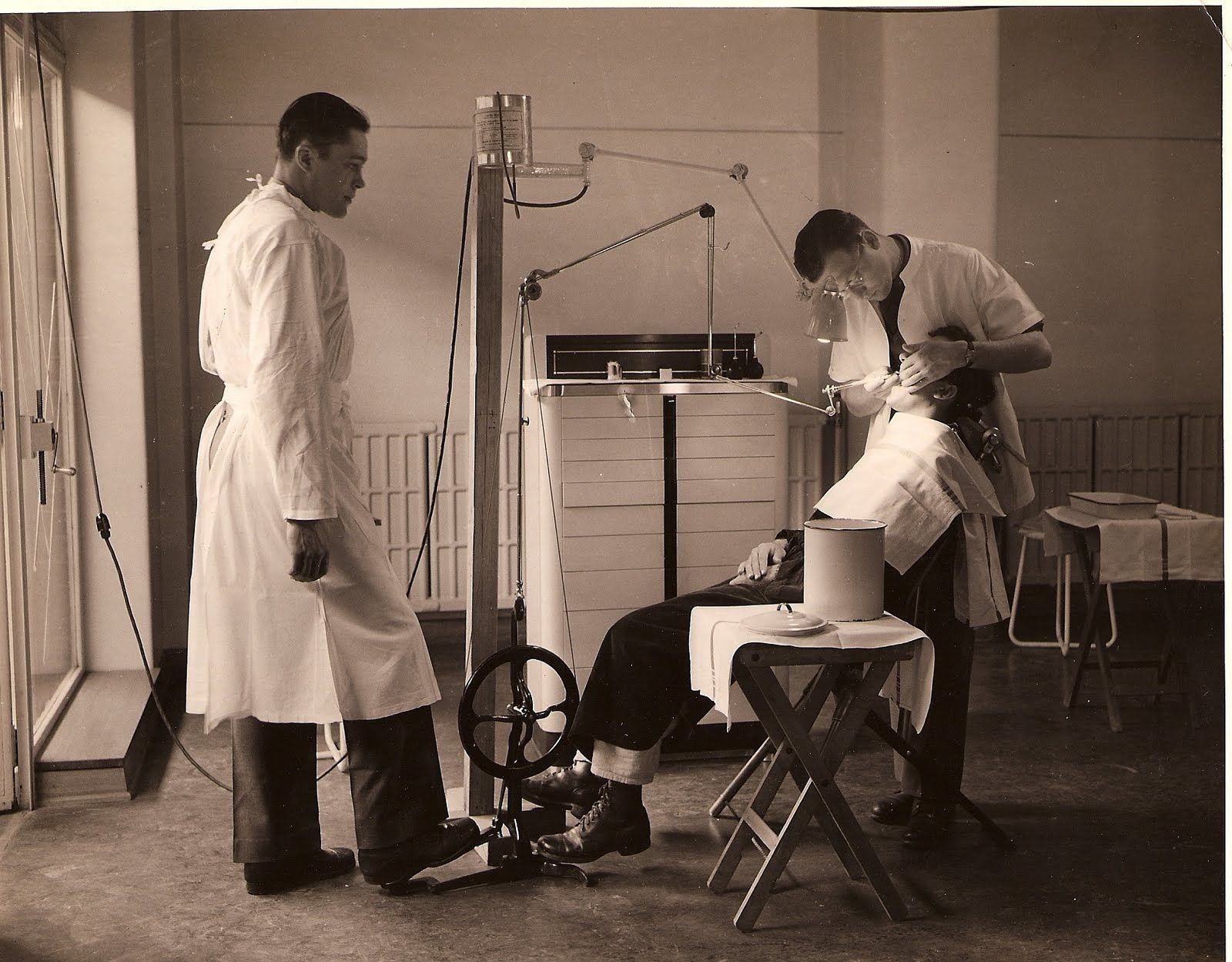 history of Dentistry image | ... the ohsu school of dentistry ...