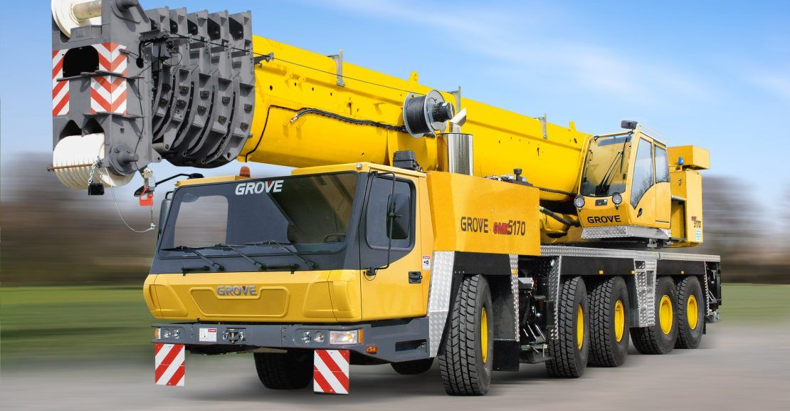 We offer Cranes rental on a daily, weekly & monthly basis