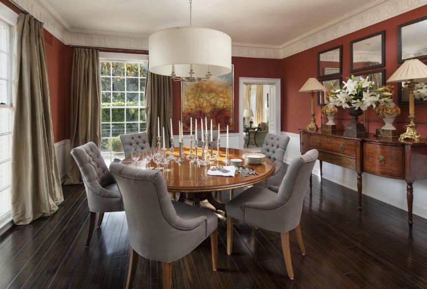 classic dining room ideas designed by timothy corrigan famous