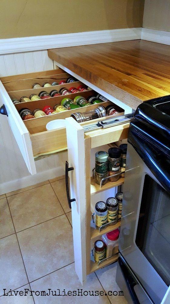 DIY Budget Cottage Kitchen Makeover For My House Pinterest