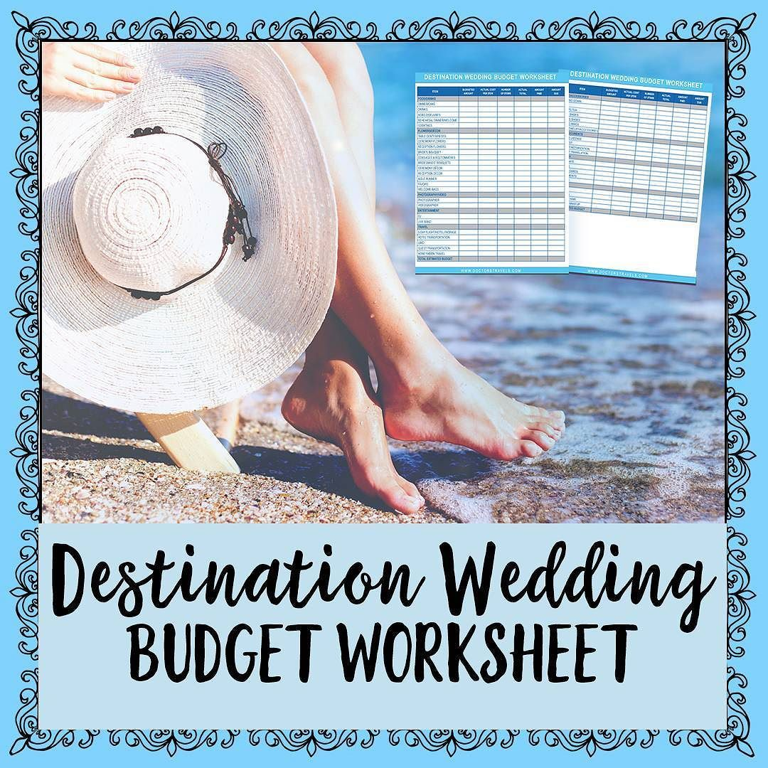 If You Are Planning A Destination Wedding And Not Using A