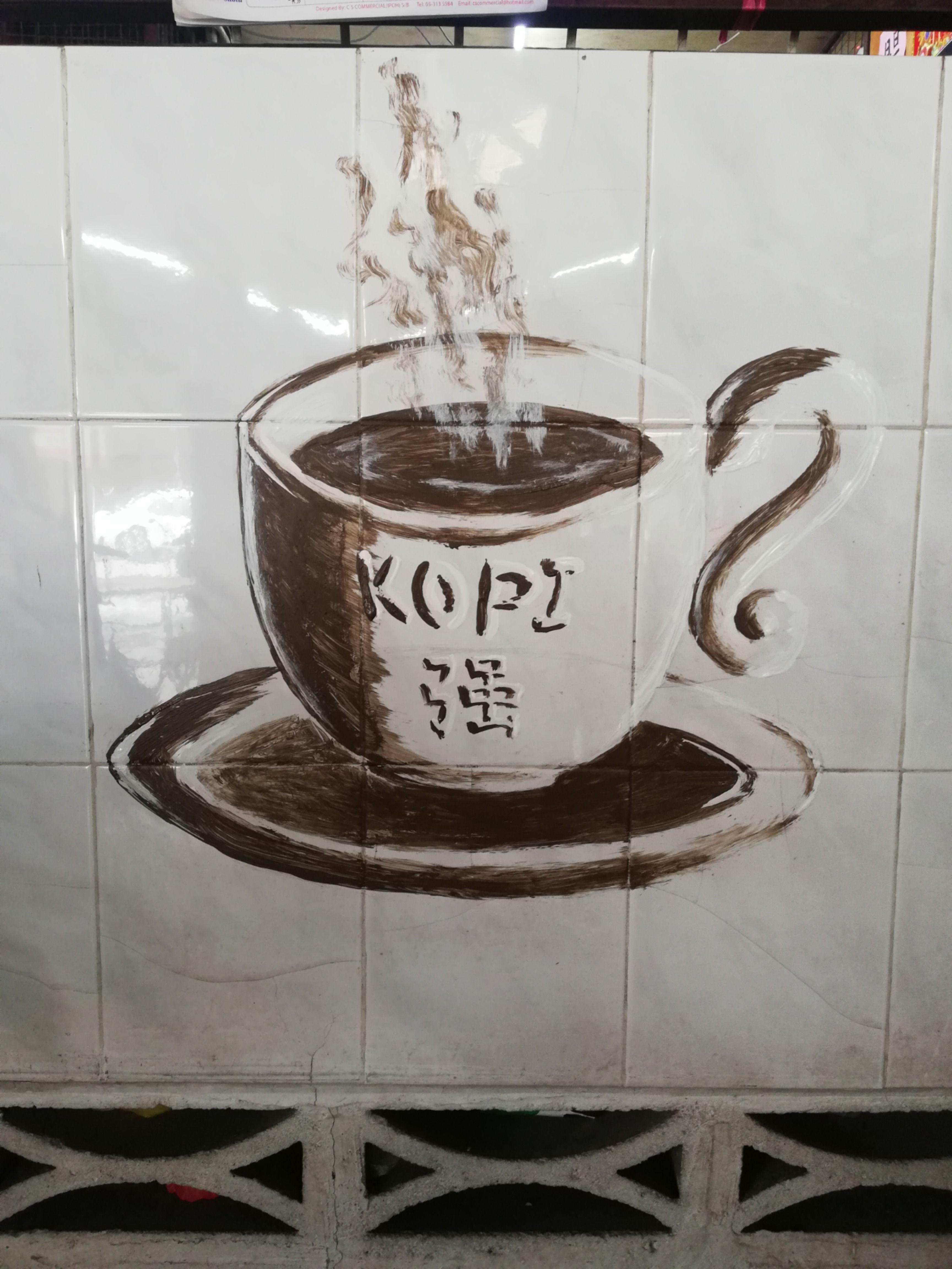 Pin di Malaysia Muralist Kaeious 馬來西亞壁畫家Kaeious Mural Art
