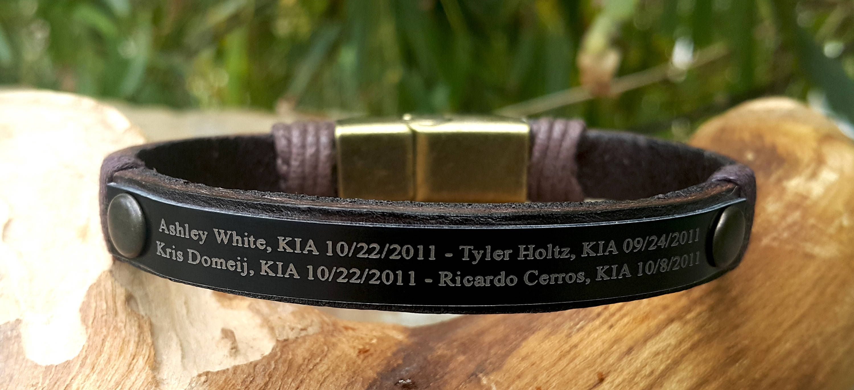 bracelets youtube nominee watch medal ryan of honor kia pitts