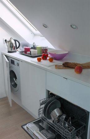 Une cuisine sur mesure. L\'astuce de l\'Atelier Sylvie Cahen pour une ...