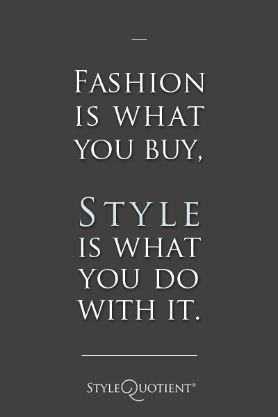 And it doesn\u0027t take a million dollar wardrobe to have your