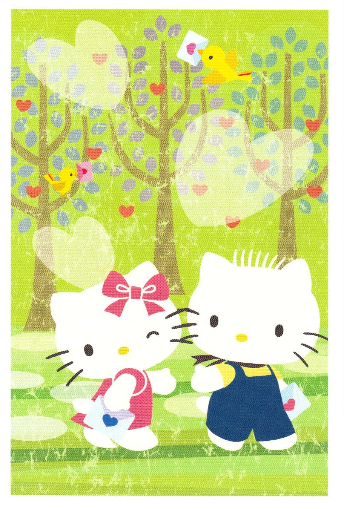 Going Out Hello Kitty Pictures Hello Kitty Drawing Hello Kitty Art