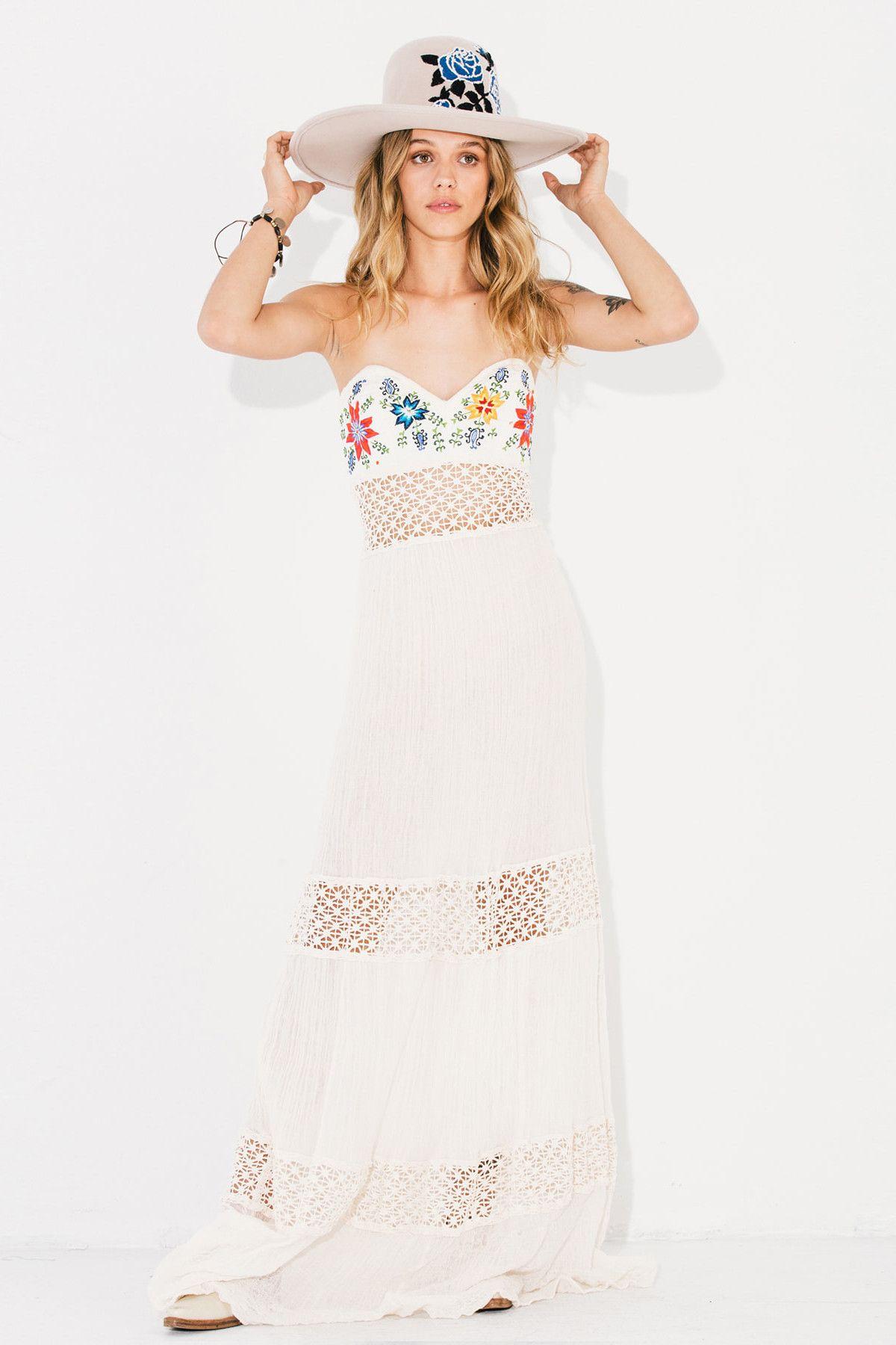 Lantana valencia maxi dress from jenus pirate booty style