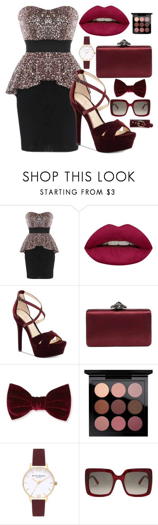 """""""Focus"""" by scheylly ❤ liked on Polyvore featuring Huda Beauty, Jessica Simpson, Nordstrom, Forever 21, MAC Cosmetics, Topshop, STELLA McCARTNEY and Ann Taylor"""