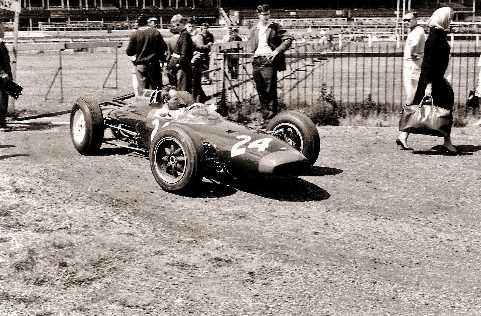 Fotos Temporada 1962 de Fórmula 1