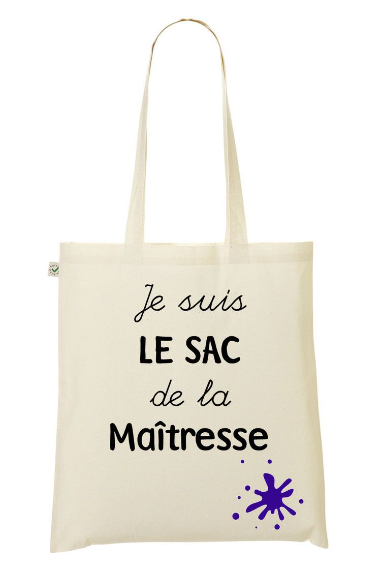 le sac de la ma tresse d co papier caillou ciseaux tote bag fin d 39 ann e scolaire my work. Black Bedroom Furniture Sets. Home Design Ideas