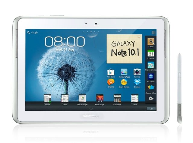 Galaxy Note 10.1 priced, set for August 16th Hong Kongrelease