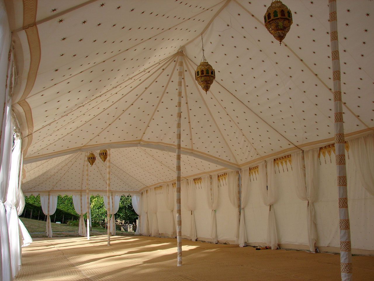 Tents And Furniture Hire Weddings Birthdays Corporate Raj Tent Club Nz Double Maharaja Tent Decorations Woodland Theme Wedding Wedding Tent