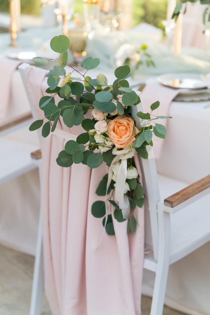 Living Coral : la couleur Pantone 2019 pour un mariage printanier
