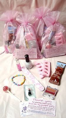 Gift Girls Boys Filled Party Bags Pamper Baby Shower Hen Party Birthday 1st Cumplea 241 Os De Spa