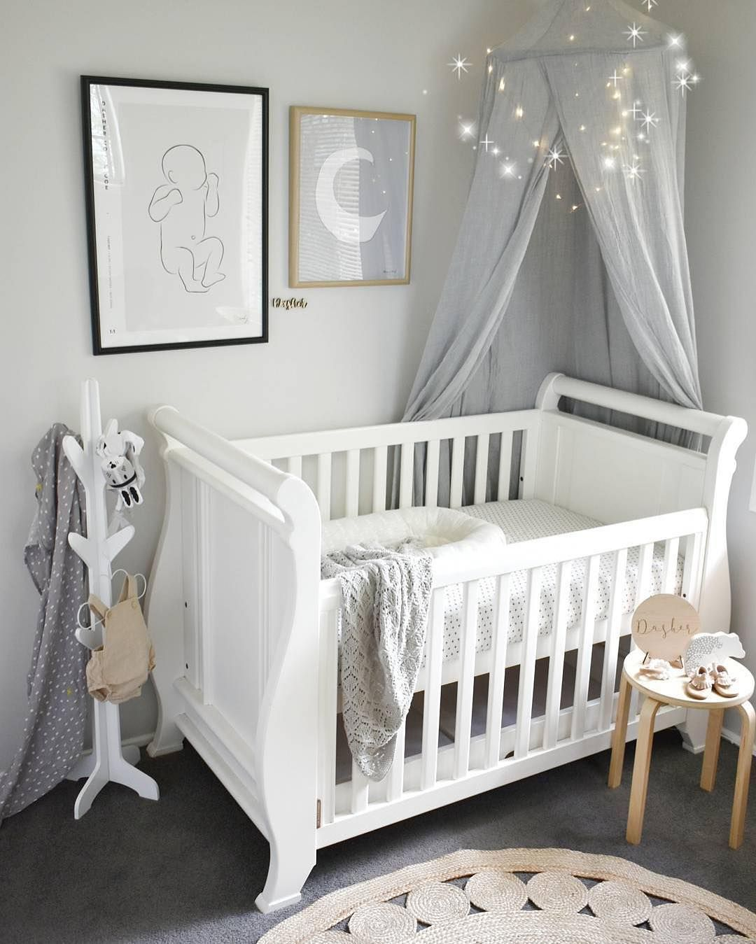 Neutral Nursery Inspiration From Booricollections On Instagram