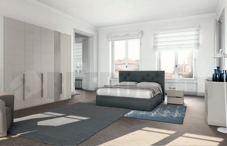 Letto Armadio Matrimoniale : Camera da letto vitalyty sogno s116 camera da letto matrimoniale