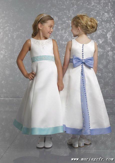 Robe De Petite Fille Pour Mariage
