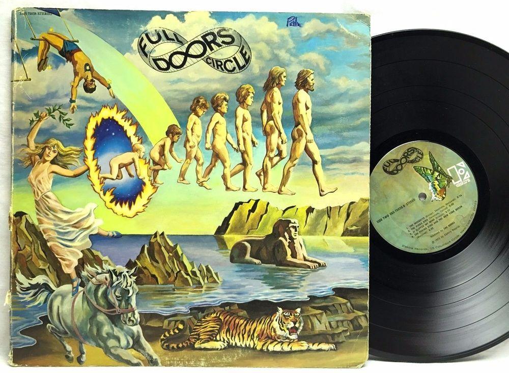 The Doors Full Circle Eks 75038 Unipak Original Vinyl Record Lp Album Stores Ebay Com Capcollectibles