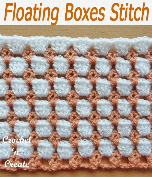 Crochet Stitches Free Crochet Tutorials