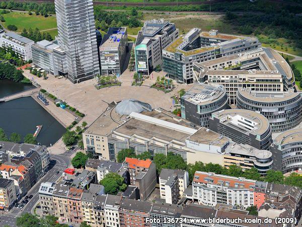 Mediapark Kino Köln