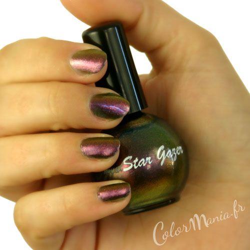Manucure Vernis à Ongles Ultra Galaxy - (c) Color-Mania