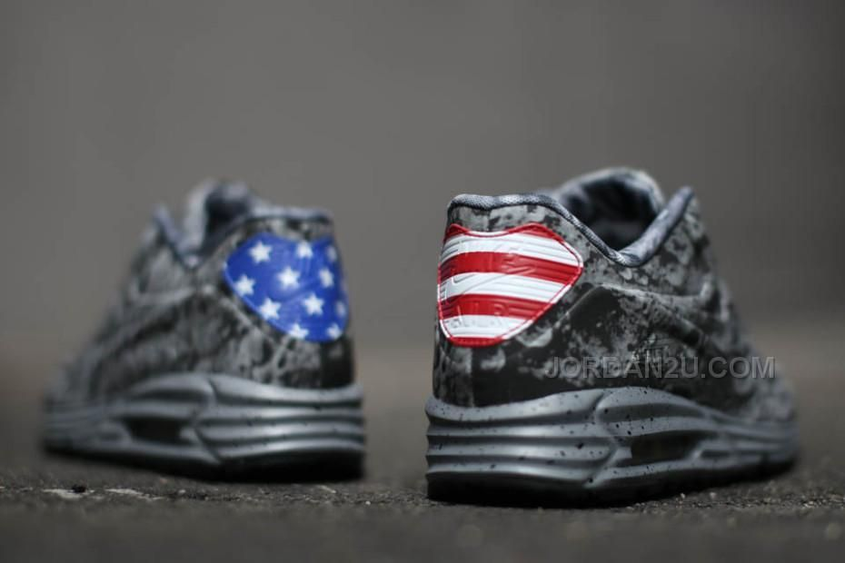 quality design dcced 4722f Nike Air Max 90 Lunar SP Moon Landing Apollo 11 Mens Shoes Neil Armstrong  Gray American