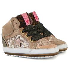 0edba901cc4 Shoesme babyproof schoenen rosé panter kopen bij Steenbergen Schoenen # kinderschoenen #shoesme #sneakers #