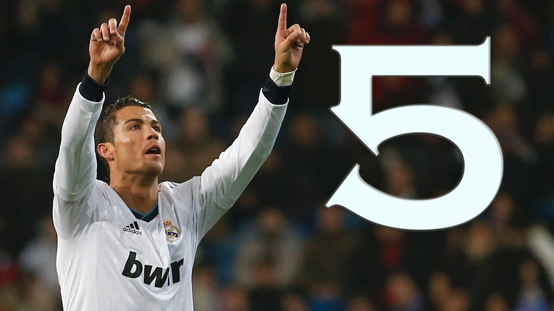 Image result for Cristiano Ronaldo five