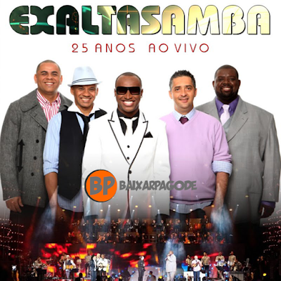 novo cd do exaltasamba 25 anos