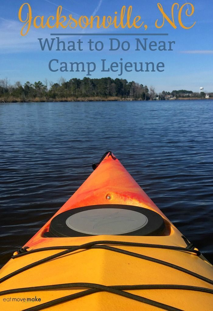 Jacksonville, NC USA What to Do Near Camp Lejeune