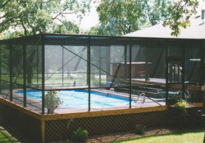 Pin By Patricia King On Dive In Theaters Spas Pool Enclosures In Ground Pools Swimming Pool Accessories