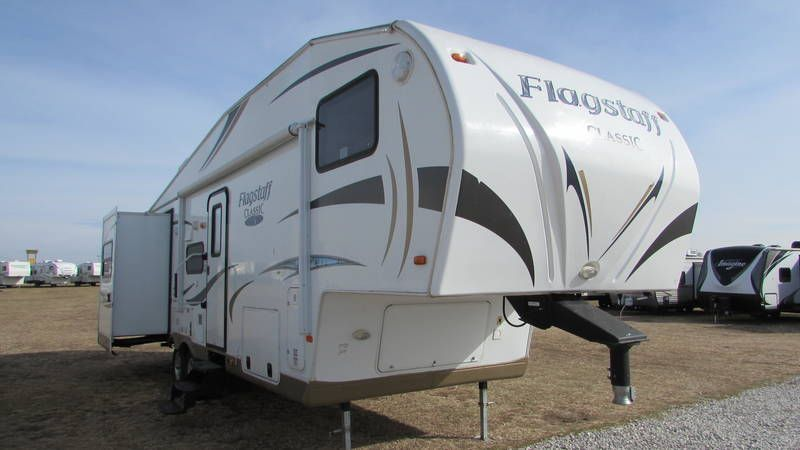 2012 Forest River Flagstaff 8528ckws For Sale Carthage Mo Rvt Com Classifieds Forest River Carthage 5th Wheels For Sale