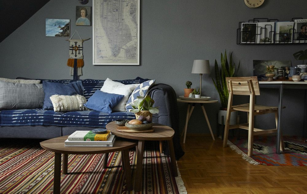 Ikea's TaskRabbit Service Is Now Available In California Furniture Beauteous Ikea Inspired Living Rooms
