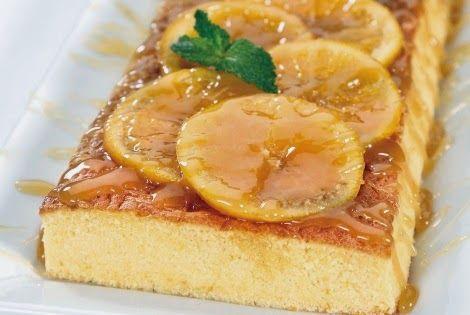 Bolo de Laranja Caramelizado - http://www.sobremesasdeportugal.pt/bolo-de-laranja-caramelizado/